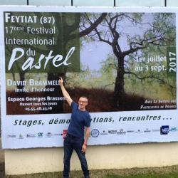 Image de : 20ème Festival International du Pastel - Feytiat (87)